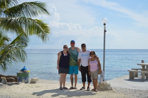 Oslob, Cebu with Bayani and Josephine
