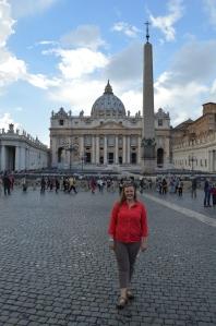 The Vatican!