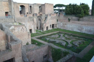 Palatine Hill Royal Gardens